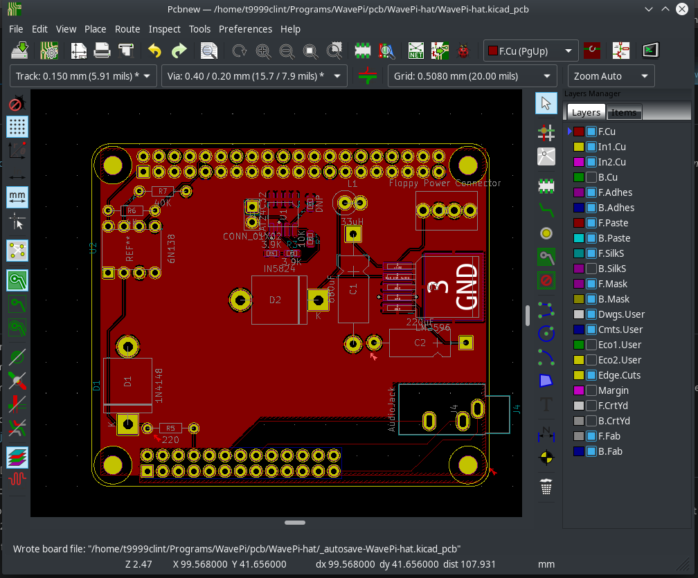 VOGONS • View topic - WavePi: Use Raspberry pi (2/3/4) as a AIO MIDI
